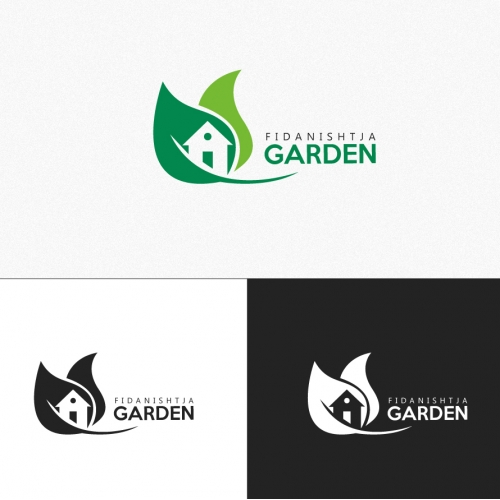 Garden Nursery Logo Design