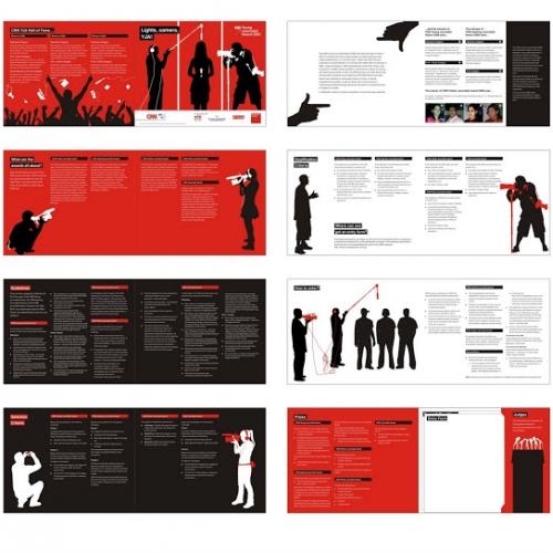 CNN - Young Journalist Award Brochure