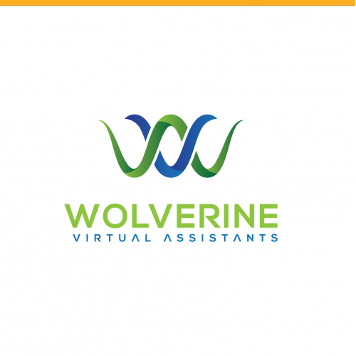 Wolverine Virtual Assistants Logo Design