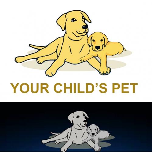 child's pet