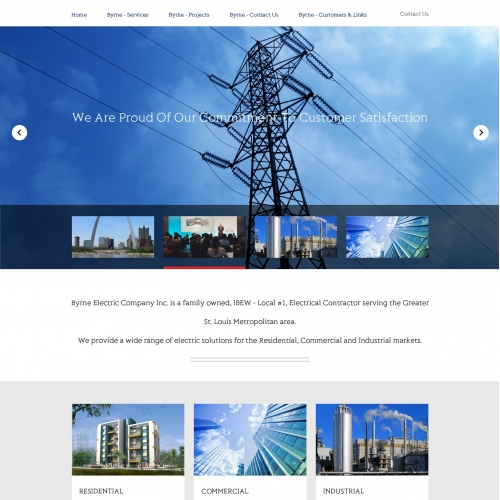 Electric Company website