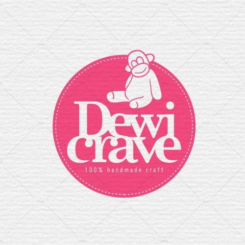 Dewi Crave Logo Design